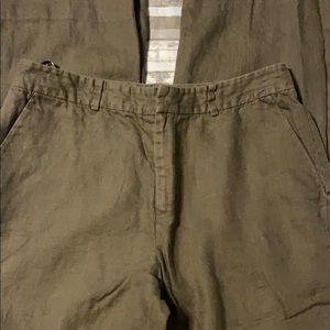 Lauren Ralph Lauren Linen Pants slacks 6